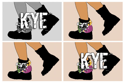 KYE S/S 2012 by Barb Royal.