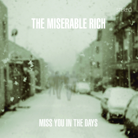 Miss You In The Days cover