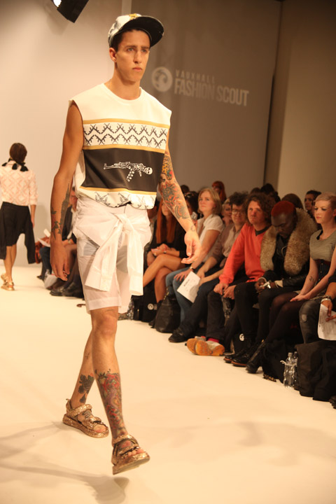 Ones to Watch men KYE SS 2012 review-photo by Amelia Gregory