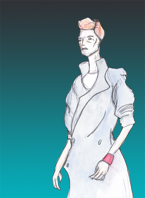 Posthuman Wardrobe S/S 2012 by Gareth A Hopkins