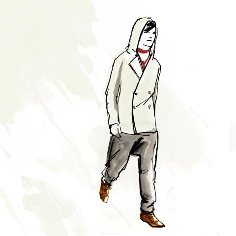 Posthuman Wardrobe S/S 2012 Dennis Brix