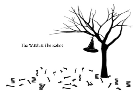 The Witch and The Robot by Barb Royal (2)
