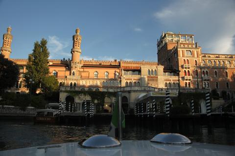 Venice Biennale 2011 Swatch review Excelsior