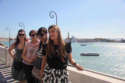Venice Biennale 2011 Swatch review-cinzia, dadanoias, vero