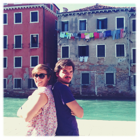 Venice Biennale 2011 Swatch review-Cinzia and Romain Colin