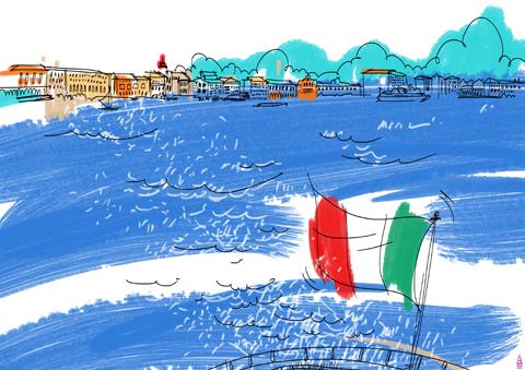 Venice by Madalina Andronic