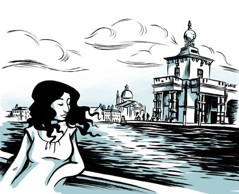 Venice by Sally Jane Thompson