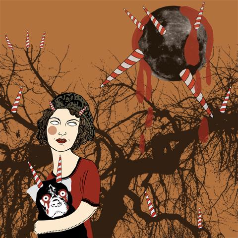 Halloween by Karolina Burdon