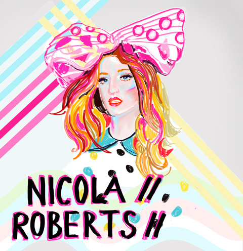 nicola-roberts-by-marta-spendowska