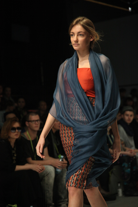 Blessus Fashion Week Poland SS 2012-photography by Amelia Gregory