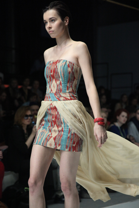 Blessus Fashion Week Poland SS 2012