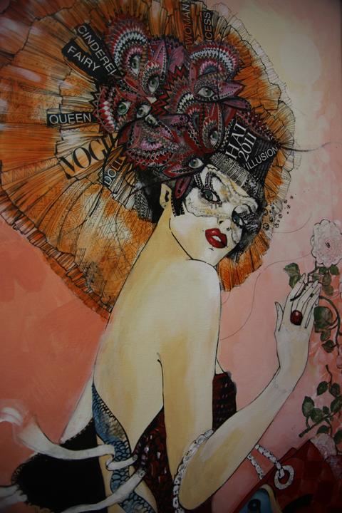 Fashion Week Poland stands SS 2012-Malgorzata Bieniek-Straczek