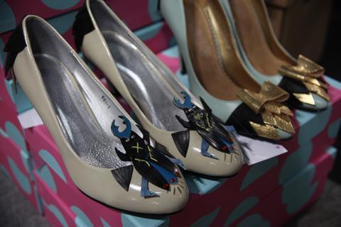 Fashion Week Poland stands SS 2012-Kollana
