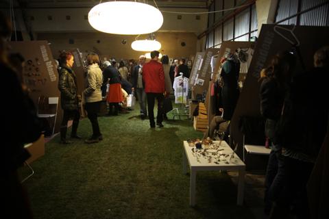 Fashion Week Poland stands SS 2012-Ekoista
