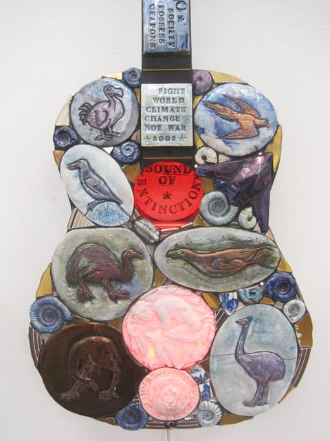 Gone Birds -The Sound of Extinction by Philip Hardaker