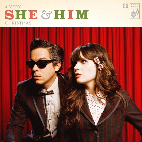 She & Him by Autumn de Wilde