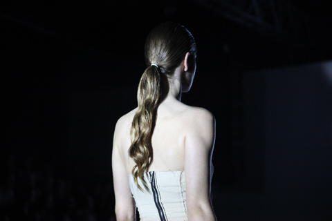 Paprocki & Brzozowski Fashion Week Poland SS 2012-photography by Amelia Gregory