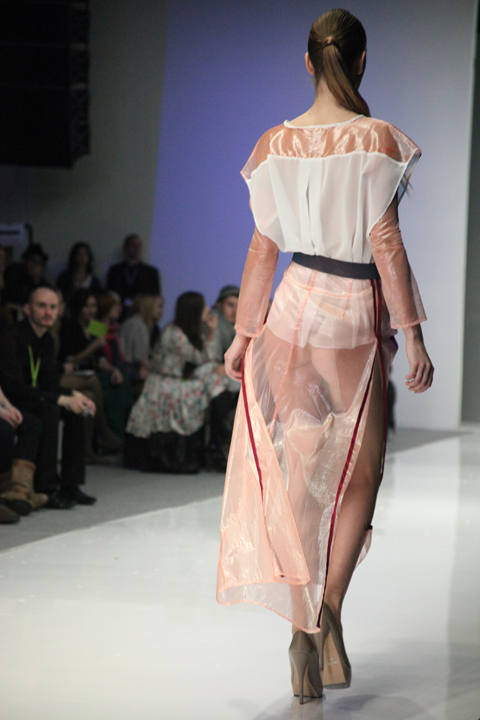 Poitr Drzal Fashion Week Poland SS 2012