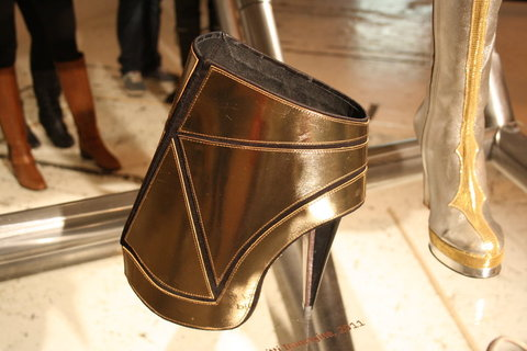 Shoes for Show Gareth Pugh Beyonce