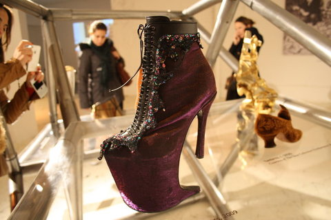 Shoes for Show Nina Ricci Daphne Guinness