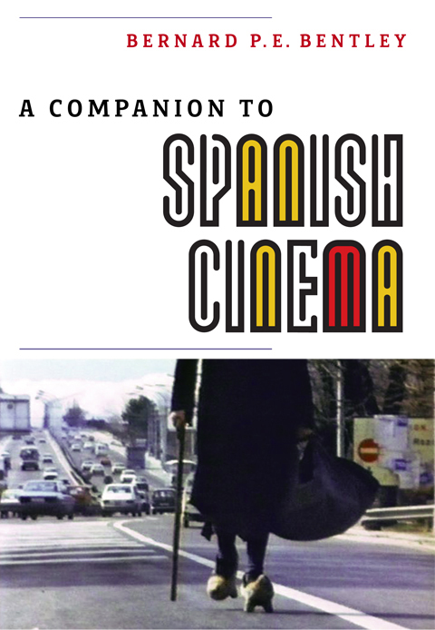 Simon Loxley Spanish Cinema