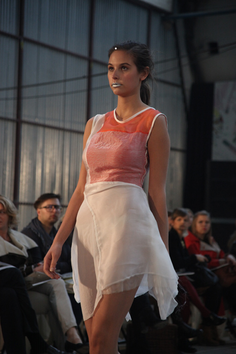 Sylwia Rochala Fashion Week Poland SS 2012-photography by Amelia Gregory