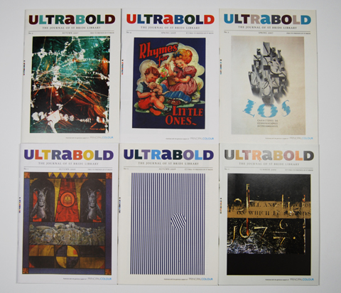 Ultrabold St Brides Library