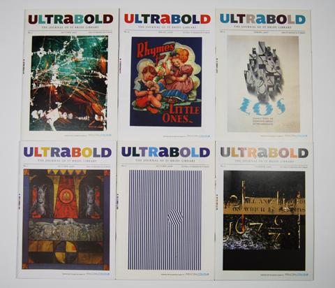 Ultrabold St Brides Library
