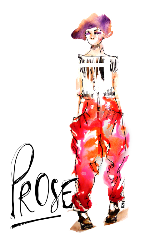 Prose SS 2012 by Marta Spendowska