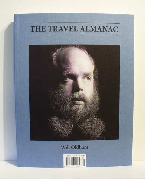 the travel almanac analogue books