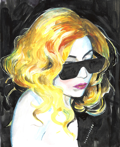Finalist entry for V Mag Gaga comp