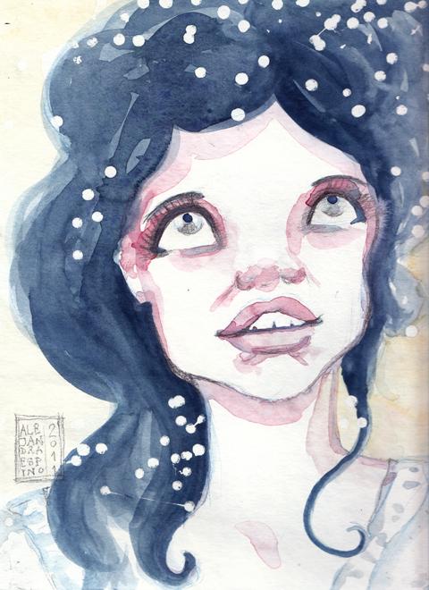 Kirsty Almeida by Alejandra Espino