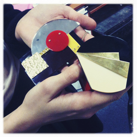 London Jewellery School 2011 -photography by Amelia Gregory