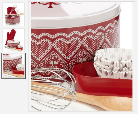 Marks & Spencers baking set