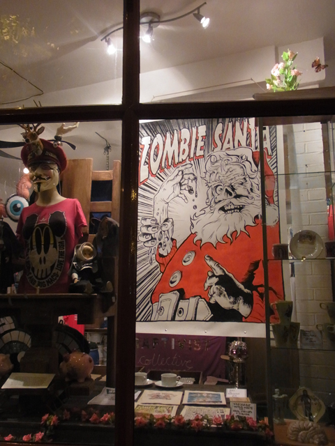 The Treatmentrooms Collective shop window