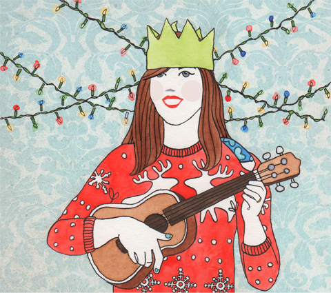 Ukulele Christmas Carol by Abi Hall