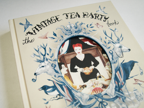 Vintage Tea Party cover