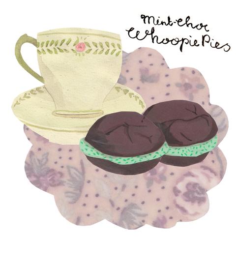 chocolate-mint-whoopie-pies-Emma Block