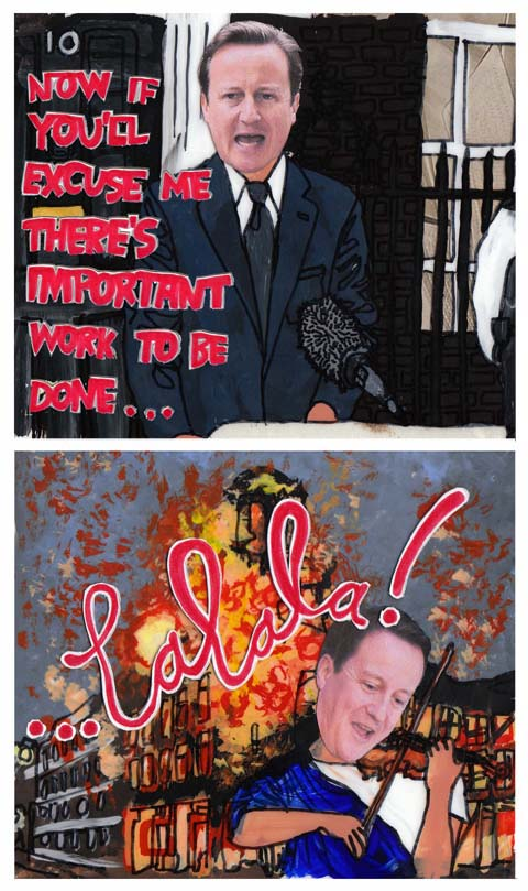 Antonia-Parker-David-Cameron-London-Riots-2011