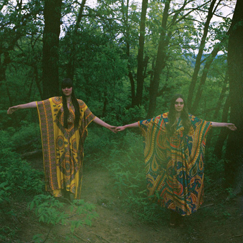 First Aid Kit forest