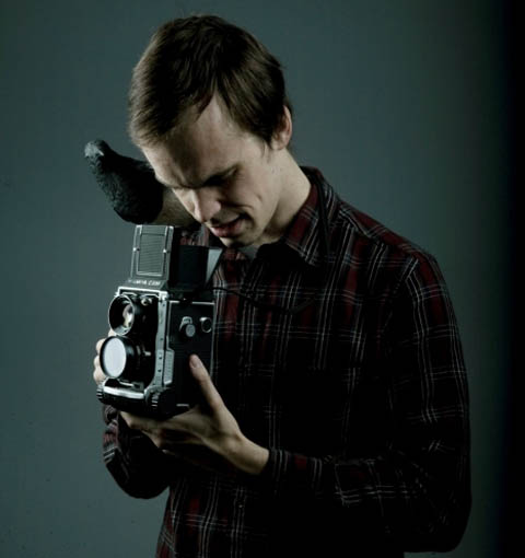 Peter Broderick camera