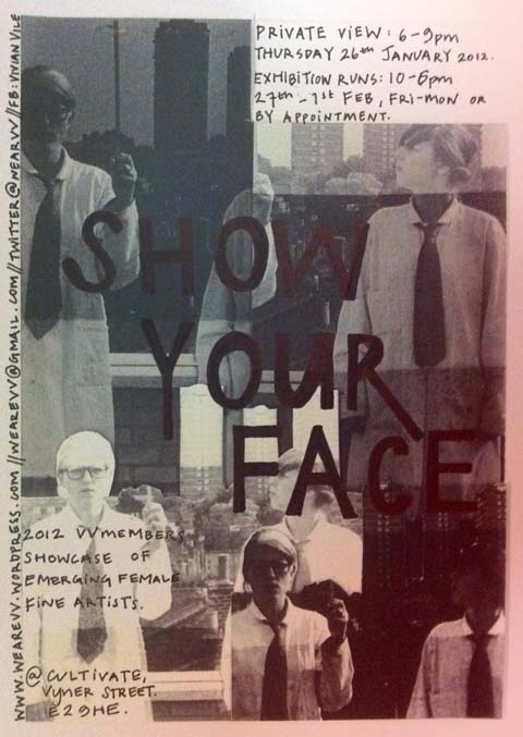 Show your face_VV