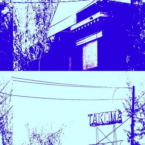 Terracotta Blue - Takoma Park cover