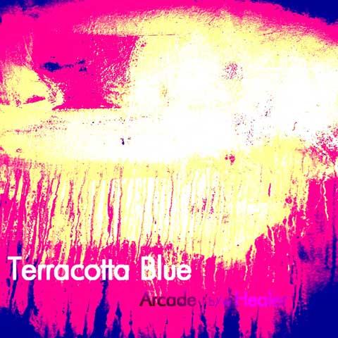 terracotta blue Arcade Healing3