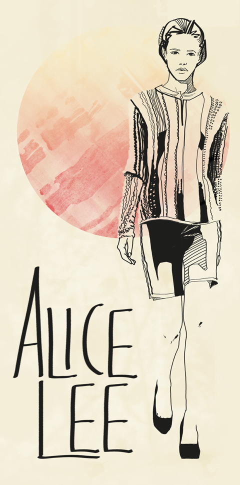 Alice Lee SS12 by Jo Ley