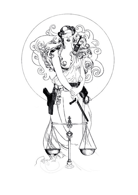 Becky strickson justice
