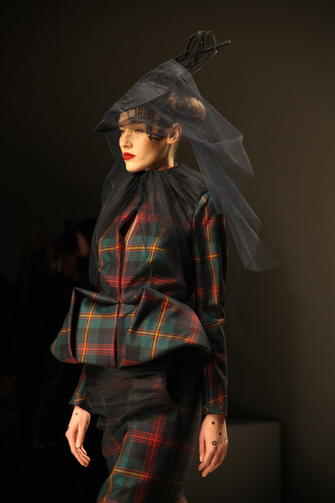 Corrie Nielsen AW 2012  photography by Amelia Gregory