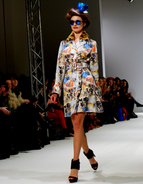 Dans La Vie AW 2012 photo by Maria Papadimitriou