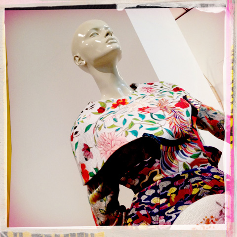 Design Museum designs of year 2012 -Mary Katrantzou