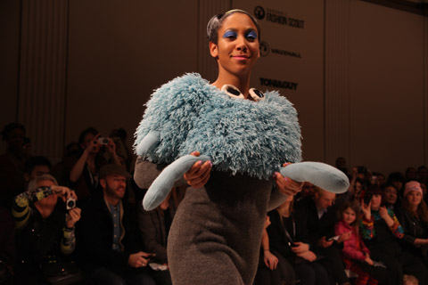 Fam Ivroll AW 2012 by Amelia Gregory